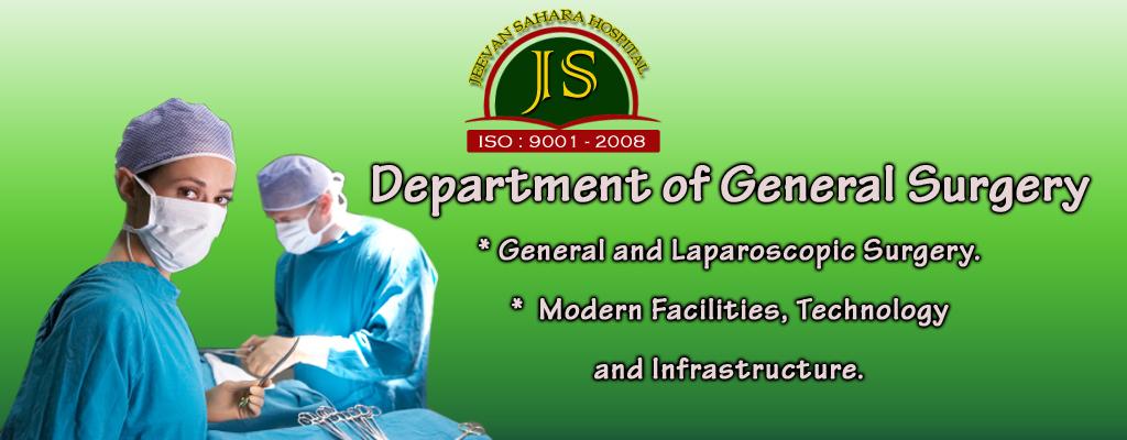 Jeevan Sahara Hospital Tajpur Department of General Surgery